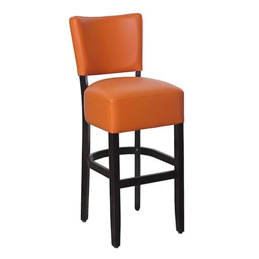 Horeca Barstoel - Tara - Oranje