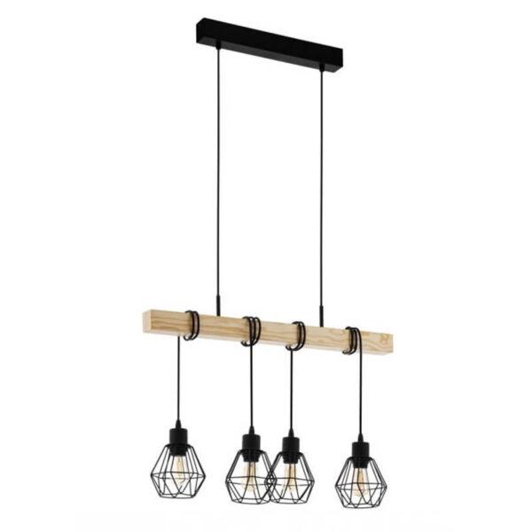 Townshend Hanglamp Quattro