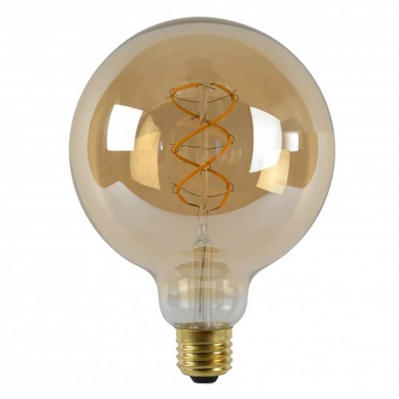Led Bulb - Filament Lamp - Ø 12,5 Cm - 2
