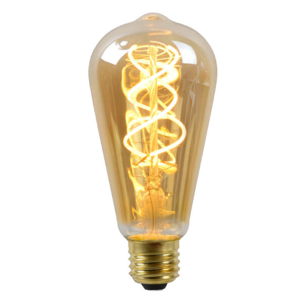 Led Bulb - Filament Lamp - Ø 6,4 Cm